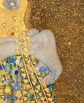 The Kiss, 1907-08 Poster Art Print by Gustav Klimt