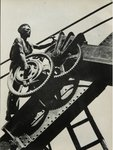 The Worker Poster Art Print by Russian Photographer
