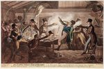 The Cato Street Conspirators, pub. by G. Humphrey, 9th March 1820 Poster Art Print by French School