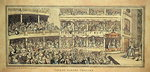 Covent Garden Theatre, 1786 Poster Art Print by William Hogarth