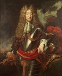 Portrait of King James II, c.1690 Poster Art Print by English School