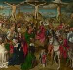 Scenes from the Passion of Christ, 1510 Poster Art Print by Jan van Eyck