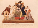 Divorce. The Reconciliation Poster Art Print by Louis Leopold Boilly