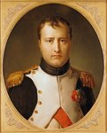 Portrait of Napoleon Poster Art Print by Sir Thomas Lawrence