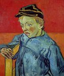 The Schoolboy, 1889-90 Poster Art Print by Roger Eliot Fry