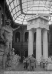 Ecole Nationale des Beaux-Arts, Palais des Etudes, the glass courtyard, c.1890-99