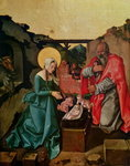 Nativity, 1510 Poster Art Print by Gerard David