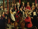 The Marriage Feast at Cana, c.1500-03 Poster Art Print by Peter Paul Rubens