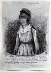 Mrs. Jane Gibbs as she appeared before the Magistrate, 1799