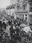 Fine Art Print of Queen Victoria's Funeral procession at Windsor, 1901 by English Photographer