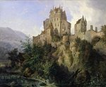 Eltz Castle Poster Art Print by Joseph Mallord William Turner