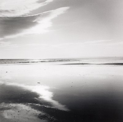 Fine Art Print of Clouds West Sands by Fay Godwin