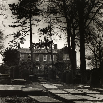 Fine Art Print of Howarth Parsonage by Fay Godwin