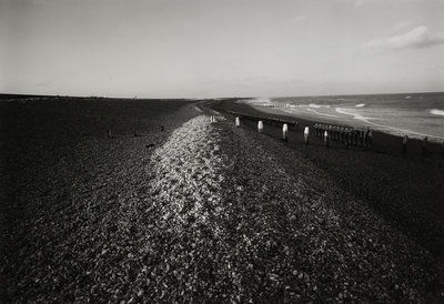 Shingle beach by Fay Godwin - print