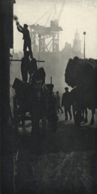 Kingsway, London, c.1909 by Alvin Langdon Coburn - print