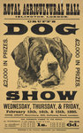 Cruft's dog show Poster Art Print by Anonymous