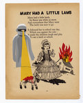 The Day The Lamb Stood Still by Anthony Peters - print