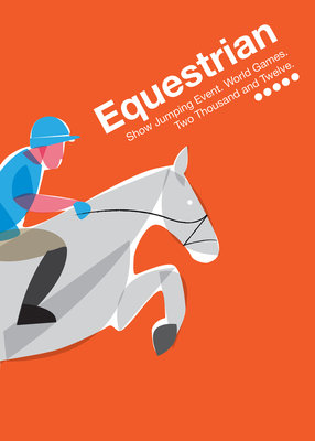 Equestrian by Anthony Peters - print