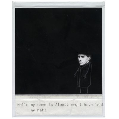 My Name is Albert by Ben Raynor - print