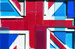 Union Jack Collage by Andy Bridge - print