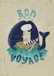 Bon Voyage by Dale Edwin Murray - print