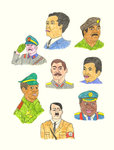 Dirty Rotten Scoundrels by Jennifer Camilleri - print