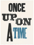 Once Upon A Time by Laurie Szujewska - print