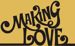 Making Love Poster Art Print by Vintage by Hemingway