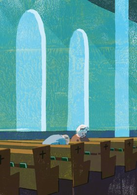 The Sea, The Sea 4 by Tatsuro Kiuchi - print