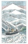 His Dark Materials: The Amber Spyglass by Philip Pullman, Illustration 4 by Peter Bailey - print