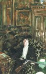 The Good Soldier by Ford Madox Ford, Illustration 6 by Philip Bannister - print