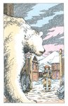 His Dark Materials: Northern Lights by Philip Pullman, Illustration 6 by Peter Bailey - print