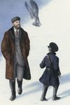 Anna Karenina by Leo Tolstoy, Illustration 9 by Angela Barrett - print