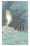 His Dark Materials: The Amber Spyglass by Philip Pullman, Illustration 11 by Peter Bailey - print