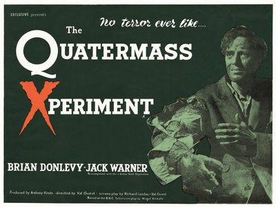 THE QUATERMASS XPERIMENT (restored) by Anonymous - print