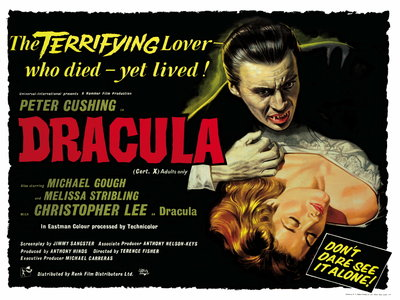 DRACULA (restored) by Bill Wiggins - print