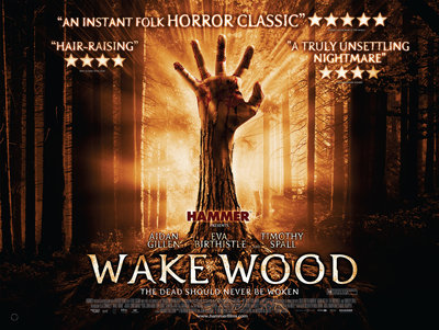 WAKE WOOD Poster Art Print by Hoo-Ha