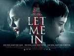 LET ME IN Poster Art Print by Tom Chantrell