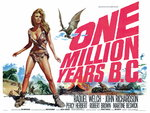 ONE MILLION YEARS B.C. (restored)