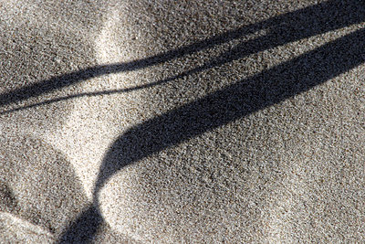 Sand Shadow VI by Evelyne Sansot - print