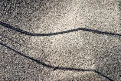 Sand Shadow VIII by Evelyne Sansot - print