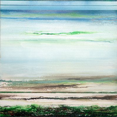 Coast Rhythms and Textures, Northumberland III by Mike Bell - print