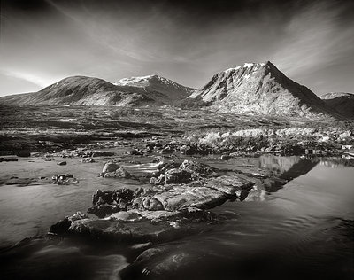 Glencoe by Rod Edwards - print