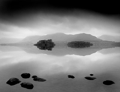 Derwent Water by Rod Edwards - print