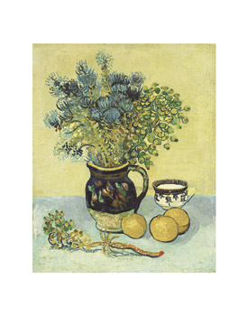 Still Life, 1888 by Vincent Van Gogh - print