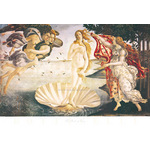 The Birth of Venus by Sandro Botticelli - print