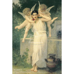 L'innocence by William-Adolphe Bouguereau - print