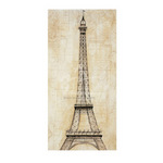 Eiffel Tower by John Douglas - framed art prints and framed pictures