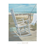 Beach View by David Doss - print