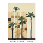 City Palms I by Mary Hunt - print
